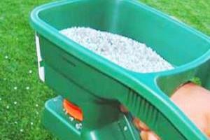 Минеральные удобрения для газона