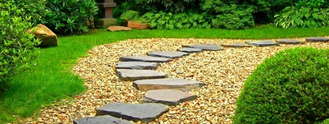Реставрация садовых дорожек