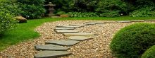 Садовый ландшафт и благоустройство сада