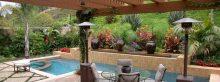Ландшафтный дизайн дома — оформляем террасу