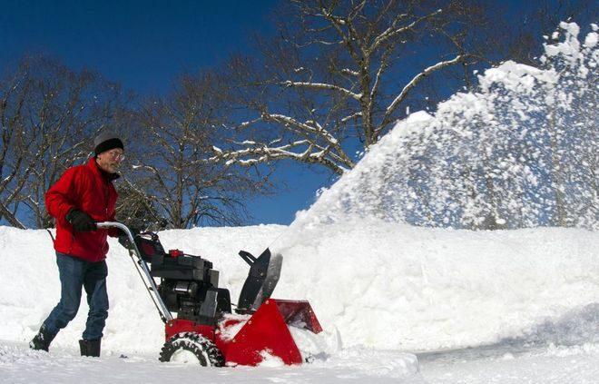 уборка снега Киев